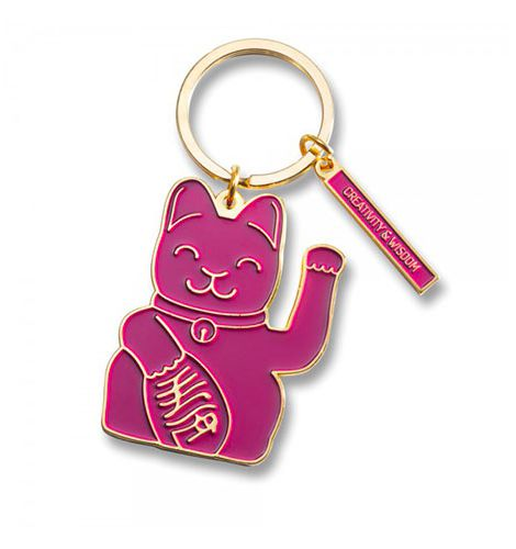 porte-cle-lucky-cat-violet.jpg
